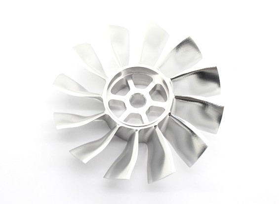 Dr Mad Thrust CNC Aluminum 12 Blade Fan Rotor For 90mm Fan Units