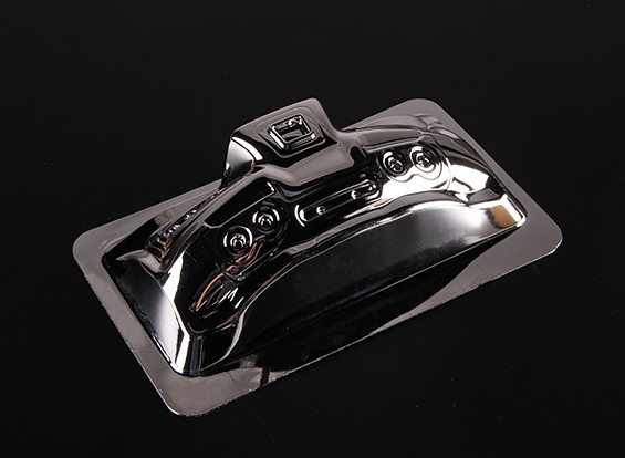 Electroplated Light Bucket for BUGATTI VEYRON body