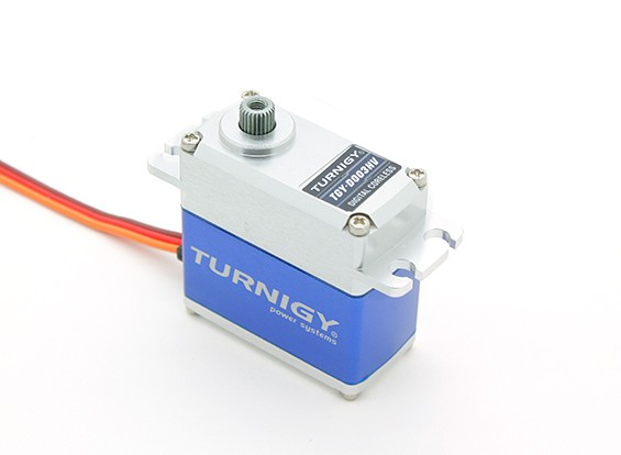 Turnigy™ TGY-D003HV 1/10 Scale Drift Spec (Ultra High Speed) Servo 25T 5.9kg / 0.03sec / 68g