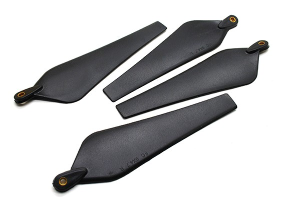 Multirotor Folding Propeller 9x4.7 Black (CW/CCW) (4pcs)