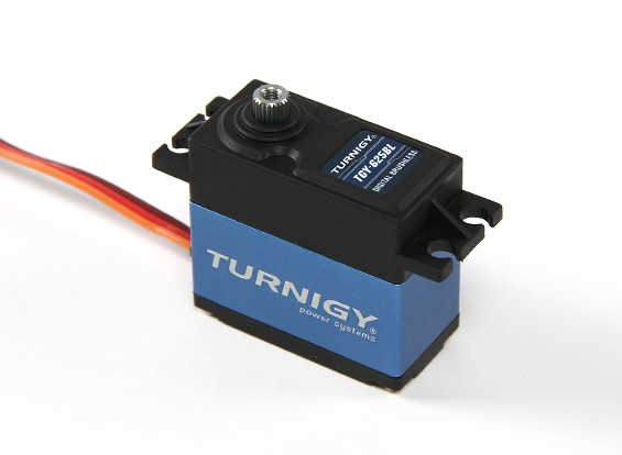 Turnigy™ TGY-625BL High Torque BB/DS/MG Servo 25T 21kg / 0.13sec / 60g