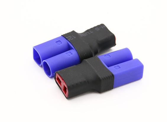 T Plug Female to EC5 Male 2pcs/bag