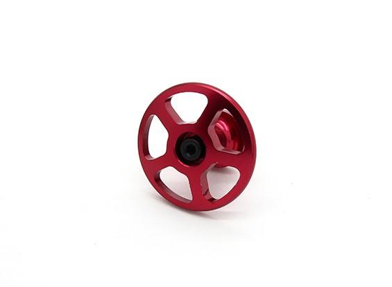 Tarot 450 Pro/Pro V2 DFC Metal Head Stopper - Red (TL45018-04)