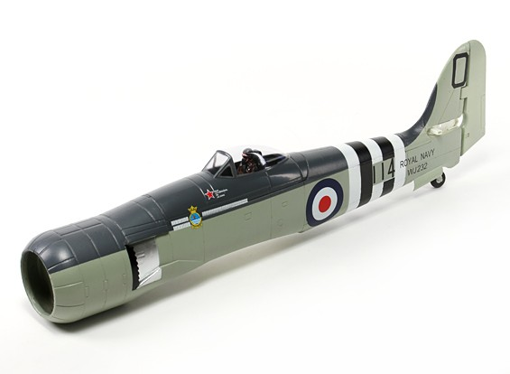 Avios Hawker Sea Fury 1200mm - Fuselage