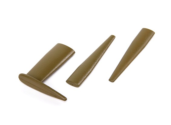 HobbyKing™ C-47 1600mm - Antenna Set