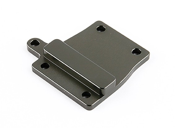 Central Differential Connection Mounts - BSR Racing BZ-888 1/8 4WD Racing Buggy