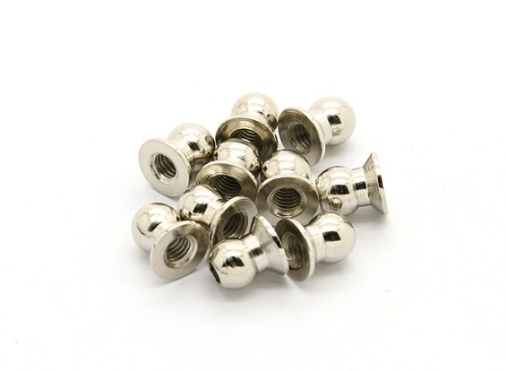 BSR Racing M.RAGE 4WD M-Chassis - Ball Stud 4.8X6 (10pcs)
