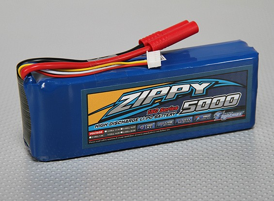 ZIPPY Flightmax 5000mAh 4S1P 15C