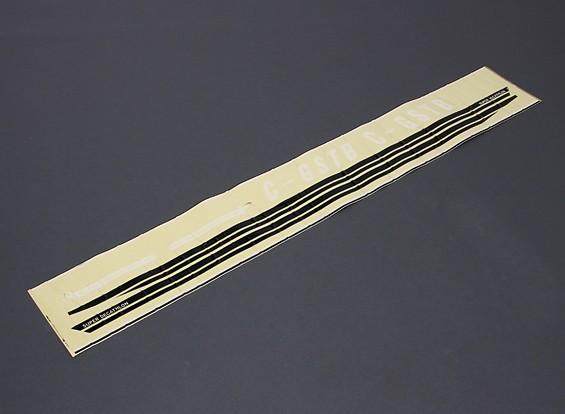 Super Decathlon 1400mm - Decal Set
