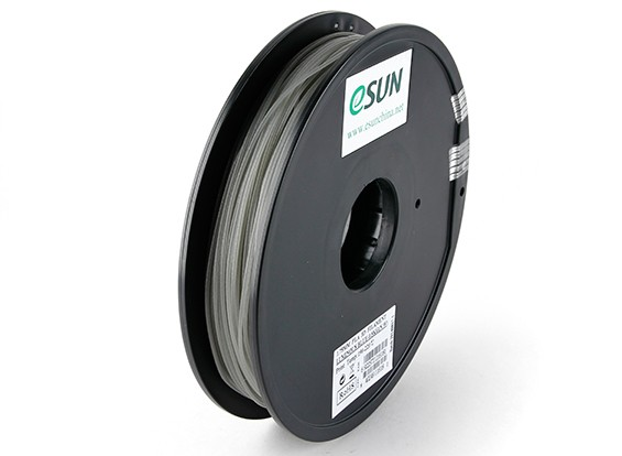 ESUN 3D Printer Filament Luminous Blue 1.75mm PLA 0.5KG Spool