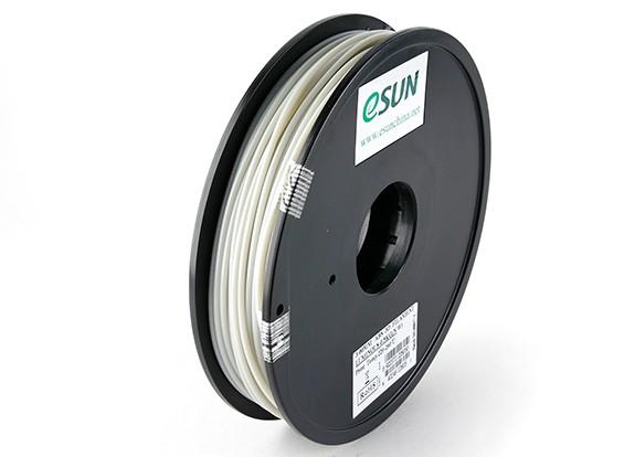 ESUN 3D Printer Filament Luminous Green 3mm ABS 0.5KG Spool