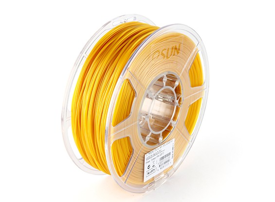 ESUN 3D Printer Filament Gold 1.75mm PLA 1KG Roll