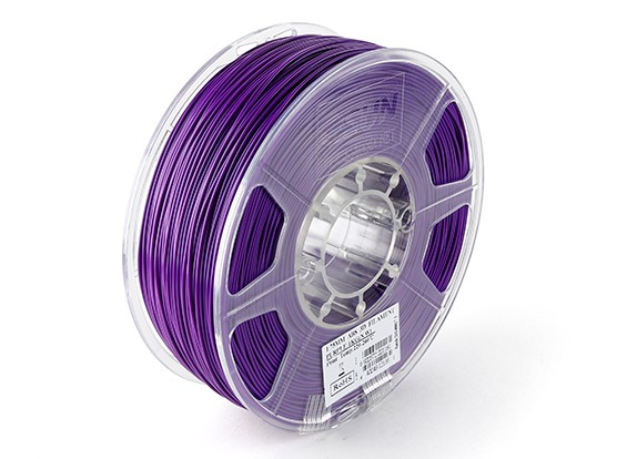 ESUN 3D Printer Filament Purple 1.75mm ABS 1KG Roll