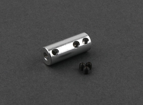 HobbyKing® Rocket Power 650EP - Shaft Coupler 3.18mm