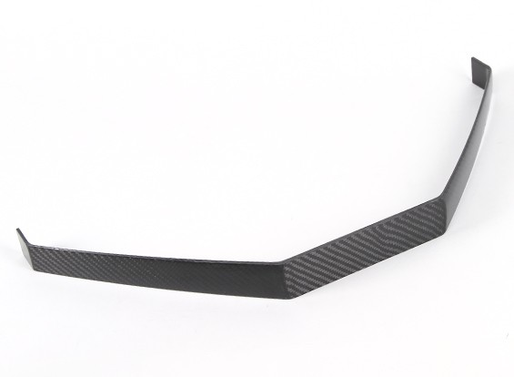 Fixed Carbon Fiber Landing Gear For 260mm Fuselage Width (1pc)