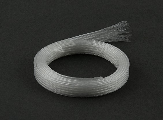 Wire Mesh Guard Clear 8mm (1m)