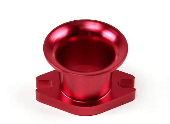 Universal Velocity Stack for 15cc~60cc Size Gas Engines (Red)