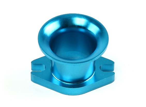 Universal Velocity Stack for 15cc~60cc Size Gas Engines (Blue)
