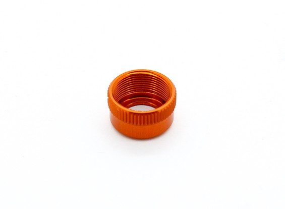 XRAY X12 1/12th Pancar '15 - Alu. Upper Shock Body Cap - Orange
