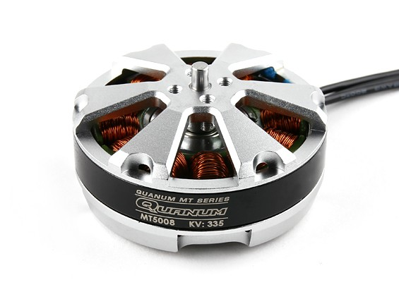 Quanum MT Series 5008 335KV Brushless Multirotor Motor Built by DYS