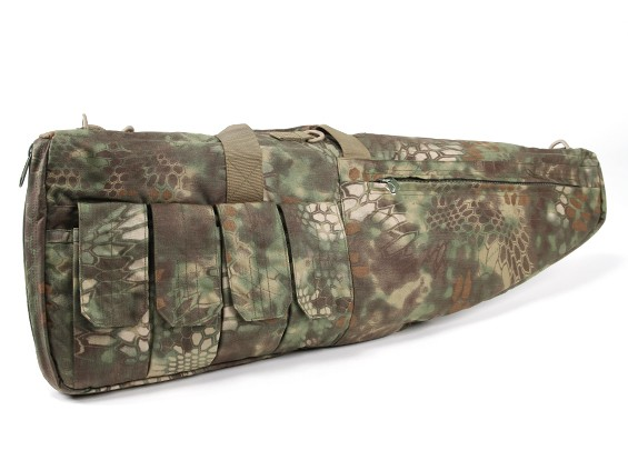 SWAT 34 inch Tactical Rifle Gun Bag (Kryptek Mandrake)