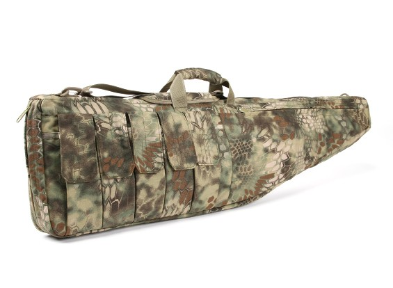 SWAT 41 inch Tactical Rifle Gun Bag (Kryptek Mandrake)