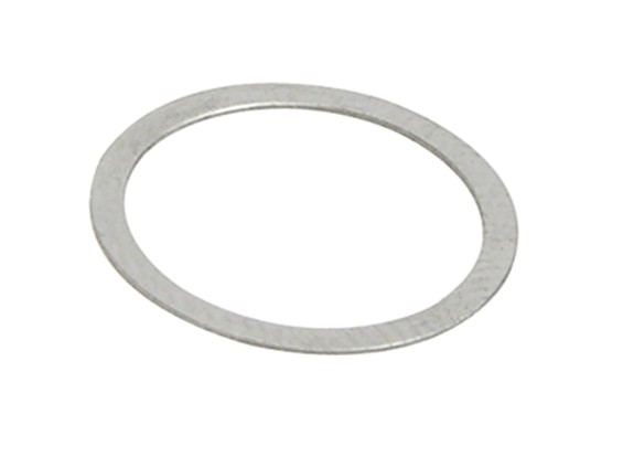 Stainless Steel 10mm Shim Spacer 0.1/0.2/0.3 (10pcs each) - 3Racing SAKURA FF 2014