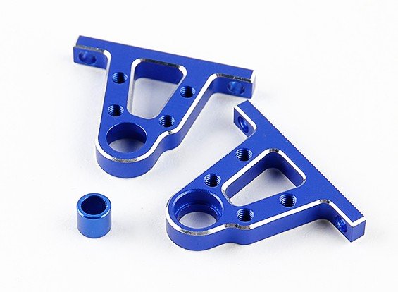 Alu. Centre Pulley Support Set - The Devil 1/10 4WD Drift Car