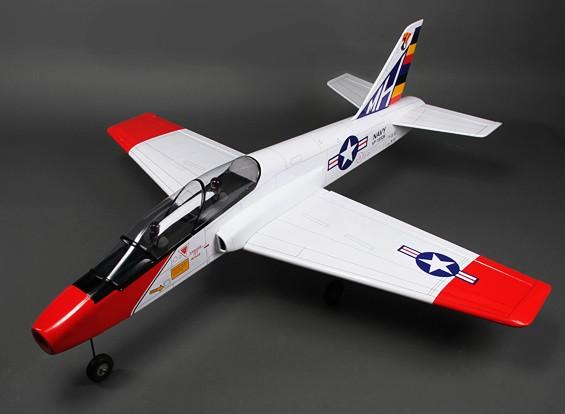 Tomhawk 50 GP/EP Prop Jet Balsa 1370mm (ARF)