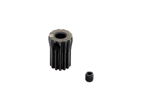 Hobbyking™ 0.5M Hardened Steel Helicopter Pinion Gear 3.5mm Shaft - 13T