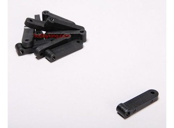 Clevis arms 37.5 x 5 x 9.4 (10pcs/bag)