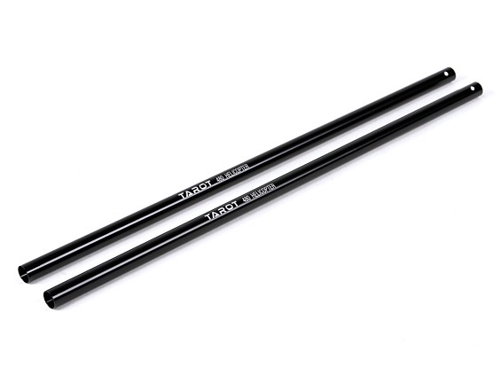 Tarot 480 Tail Boom - Black (TL48002-01) (2pcs)