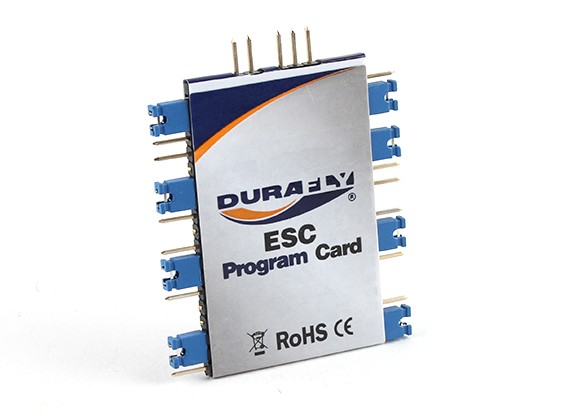 Durafly ESC Programming Card
