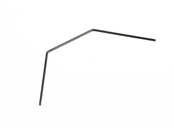 XRAY T4'15 1/10 Touring Car - Anti-Roll Bar Rear for Ball-Bearings 1.6mm