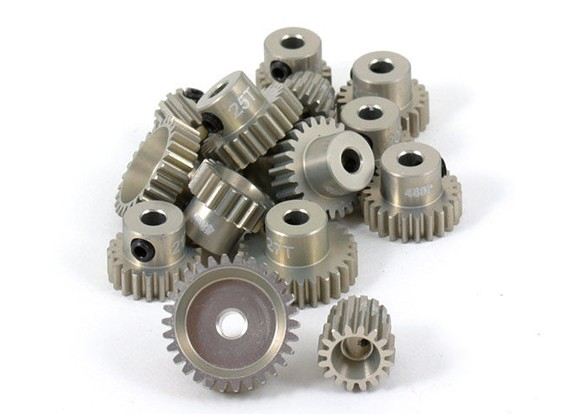 Revolution Design Ultra Aluminum 48 Pitch Pinion Gear 29T (1 Piece)