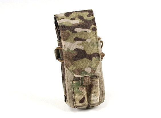 Grey Ghost Gear Double 5.56 Mag Panel (Multicam)