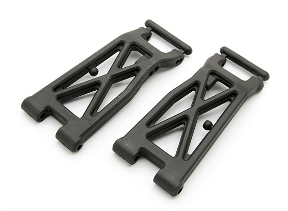 Fibre Reinforced Rear Lower Arms - BZ-444 Pro 1/10 4WD Racing Buggy (1pair)