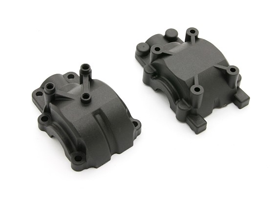 Rear Gear Box Case - BZ-444 1/10 4WD Racing Buggy