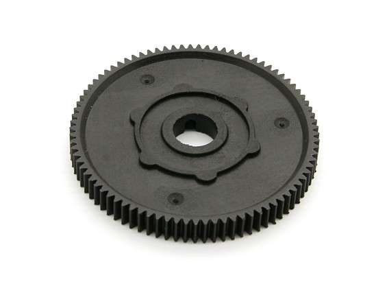 Spur Gear 85T - BZ-444 Pro 1/10 4WD Racing Buggy