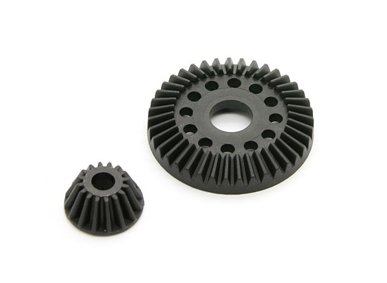 Ball Diff. Gear Set - BSR Racing BZ-444 1/10 4WD Racing Buggy