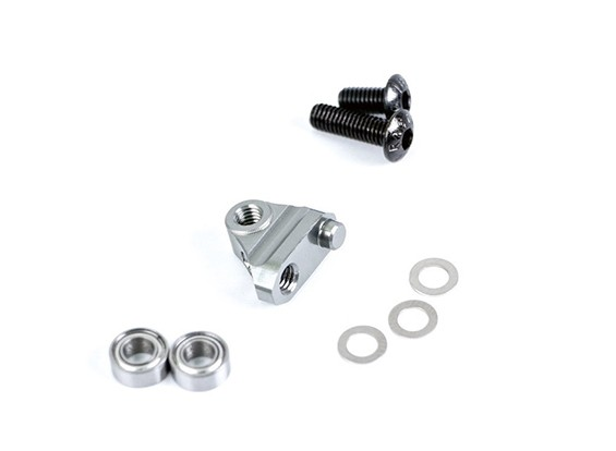 VBC Racing WildFireD07 - Mid Belt Tensioner Set