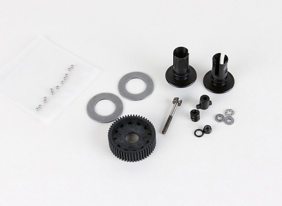 VBC Racing Firebolt DM - Firebolt Ball Differential Set