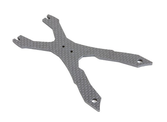 VBC Racing Firebolt DM - Graphite Battery Holder Plate