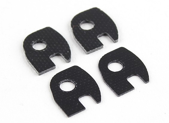 VBC Racing Firebolt DM - Firebolt Rear Suspension Mount Spacer Set
