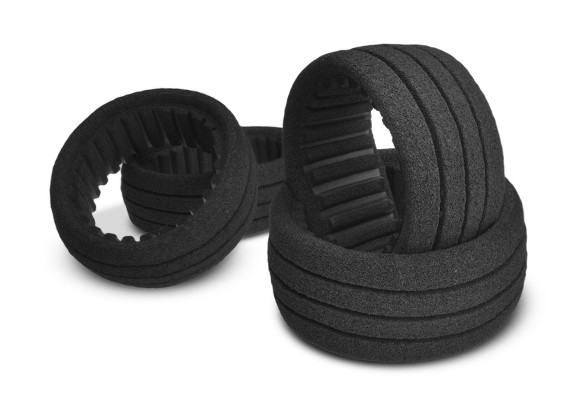 JCONCEPTS Dirt-Tech 1/8th Truck Tire Inserts - Medium/Firm