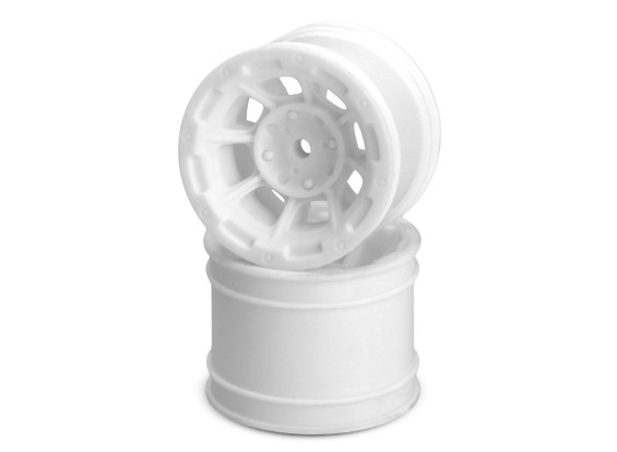 JCONCEPTS Hazard 1/10th Buggy Rear Rim - White