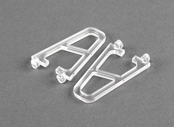 Landing gear for FPV250 V4 Ghost Edition Transparent (2 pcs)