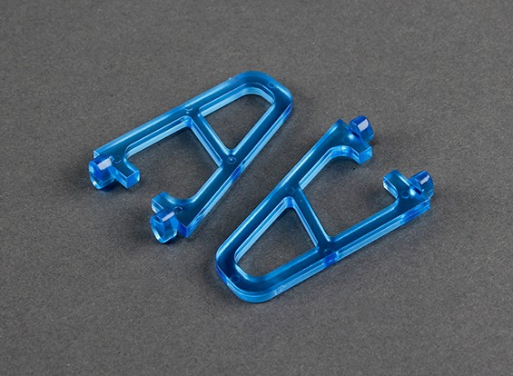Landing gear for FPV250 V4 Ghost Edition Blue (2 pcs)