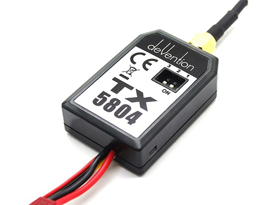 Walkera QR X350 Pro Quadcopter - Replacment 5.8Ghz FPV Video Transmitter (CE approved)