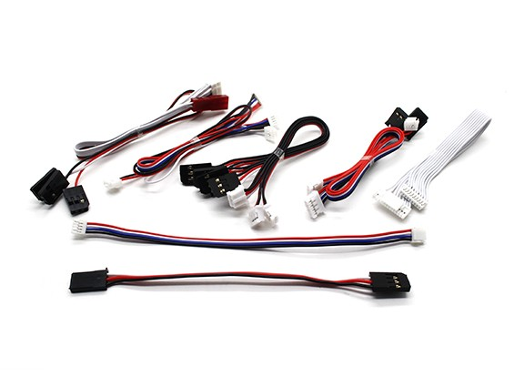 Walkera Tali H500 - Replacement Signal Cable Set